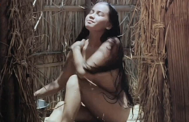 Sexy naked cum shots